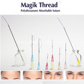 PDO Thread Lift on Eye Bags for Lifting