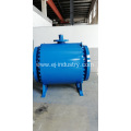 expoy coated trunnion ball valve