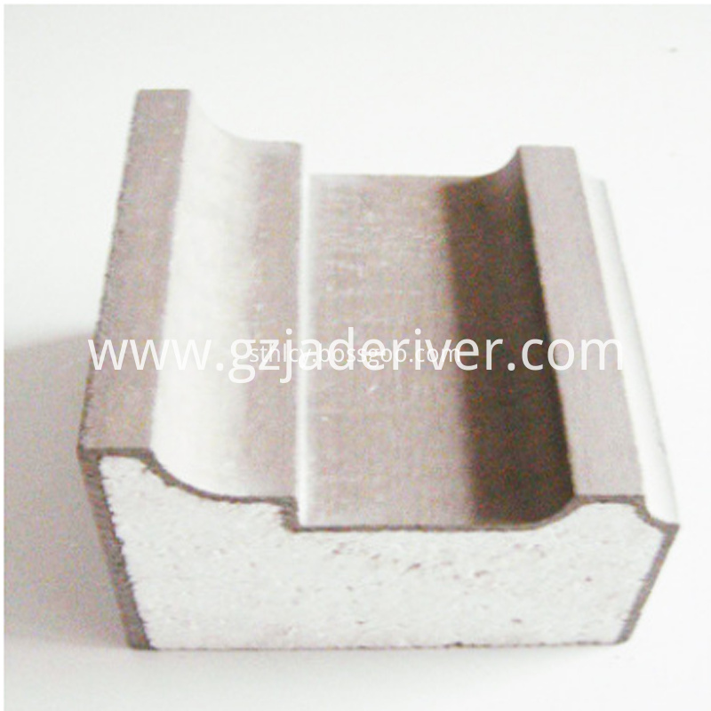 Original Stone Field Carved Colorless Stone Edge Strip