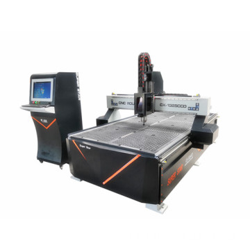 SUPERSTAR CNC route ccd wood router machinery