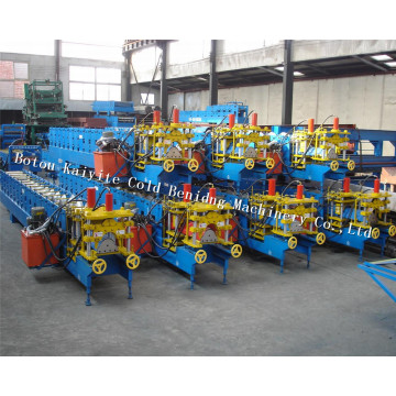 High Quality Metal Roofing Ridge Capping Machinery