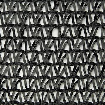 Black Color Agricultural Sun Shade Netting