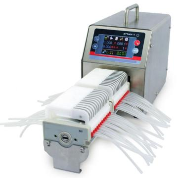 Precise stainless steel sauce dispensing peristaltic pump