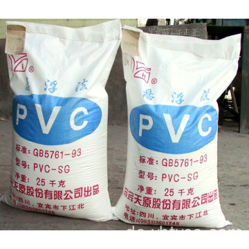 PVC-Harzsuspension Grade PVC SG-3