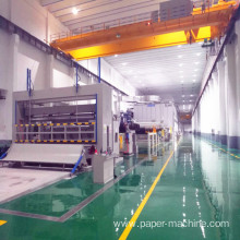 Paper Making Machine Rewinder
