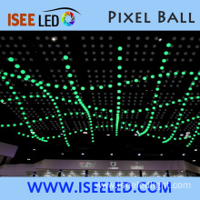 Factory directly provided for Disco Light Ball 24V Decorative 30CM RGB LED Hanging Sphere export to Russian Federation Exporter
