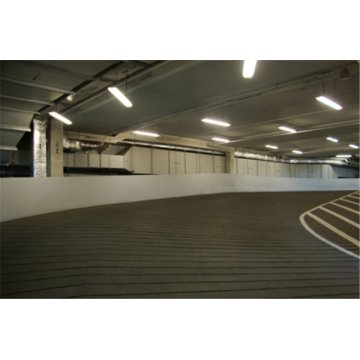 Water based epoxy anti-slip ramp floor paint