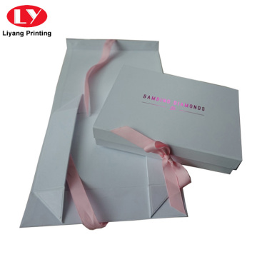 Magnetic Paper Folding Gift Box Packaging
