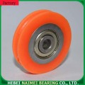 Hot sale spherical roller 608 shave pulley bearings