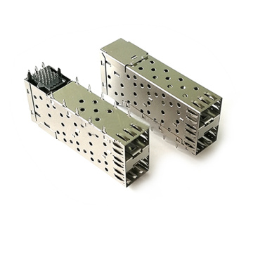 SFP  2*1  CAGE+CONNECTOR