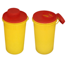 Purchasing for Portable Small Sharps Container, Sharp Disposal Container - China manufacturer. Sharps Container 3.0L supply to Libya Manufacturers