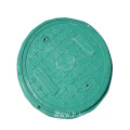 SMC Composite Resin Manhole Cover For Road Facility