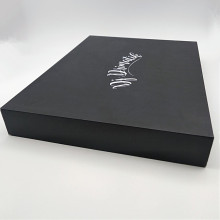 Custom Printed Accept Rigid Paper Box With Lid