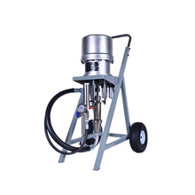Pneumatic spray equipment machine