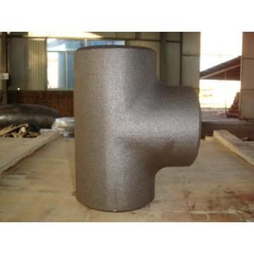 Alloy seamless high pressure steel pipe tee A335 P5