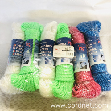 PP/PE Twisted Rope Are Floor Price