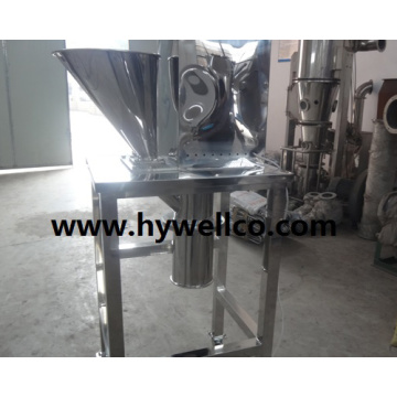 High Speed Sieve Granulating Machine