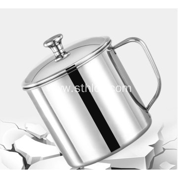 Stainless Steel Cup Upset