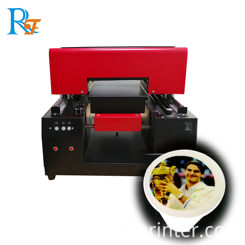 Latte Art Printing Machine