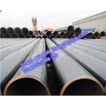 LSAW Pipe API 5L X56 bevel end pipe