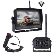 Vehicle Monitoring System 7Inch 720P HD  Digital Wireless Backup Camera System Kit