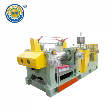 Cooling Type Rubber Mixing Mill with Stock Blender