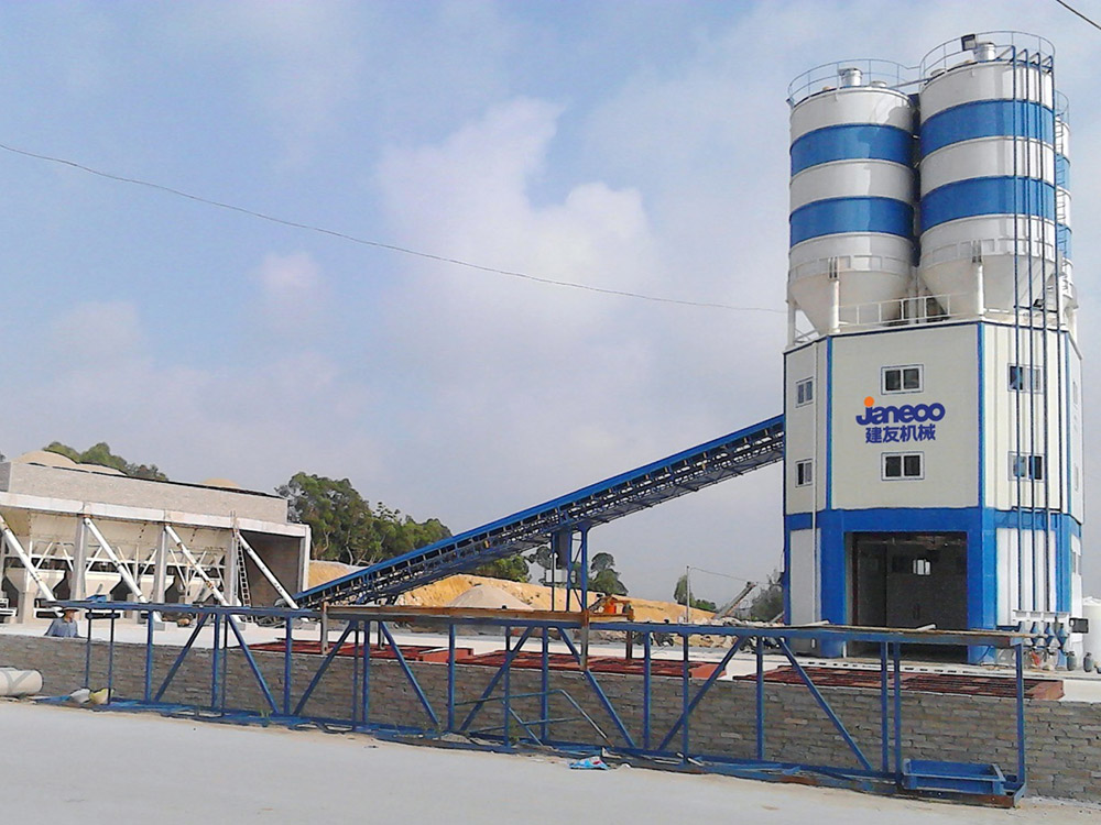 TC Series Ready-Mix Concrete Batching Plant