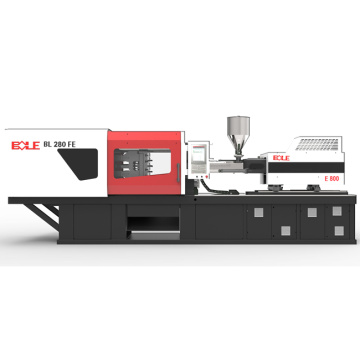 BL280FE standard electrical inject mold machine