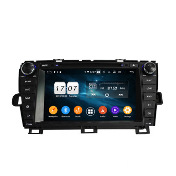 Auto multimedia player for Prius 2013 LHD