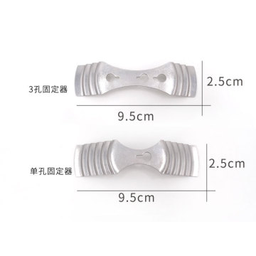 Candle Wick Metal Holder Centering Device Clip Candle Making