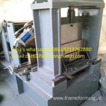 simple Z purline machine Z steel frame machine Z steel channel roll forming machine
