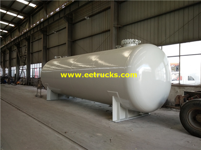 80CBM 40Ton Propane Gas Storage Tanks