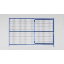 Hot sale canada standard temporary portable fencing panel