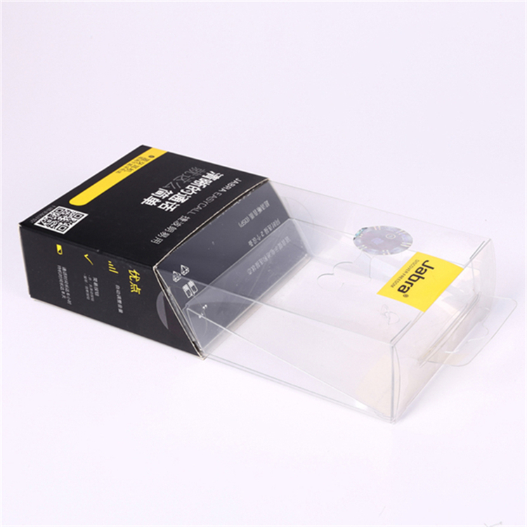 Wholesale Clear Folding Plastic Electronic Box For Cable