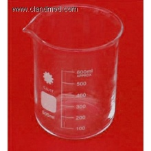 Customized for Reagent Bottle Clear BEAKER low form, with spout and graduations export to Colombia Manufacturers