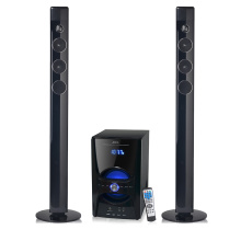 2.1 active hifi tower speaker