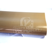 Customized for Teflon Coated Fiberglass Fabric PTFE laminated sheet supply to Thailand Importers