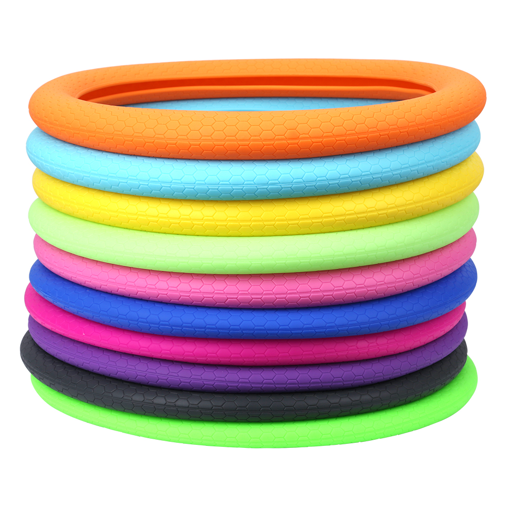 silicone universal steering wheel cover