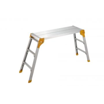 Aluminum high work platform