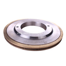 Diamond grinding wheel for solar energy glass