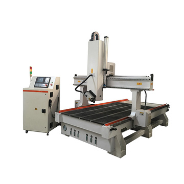 High speed cnc 4 axis wood carving machine