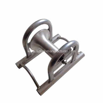 New Fashion Design for Supply Cable Roller, Corner Roller, Hoop Roller, Cable Guide Roller to Your Requirements Electrical Corner Ground Roller supply to Portugal Wholesale