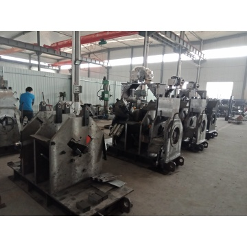 CNC Flat Steel Punching Marking Shearing Machine