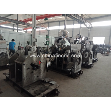 CNC Automatic Hole Punching Machine for Flat Steel