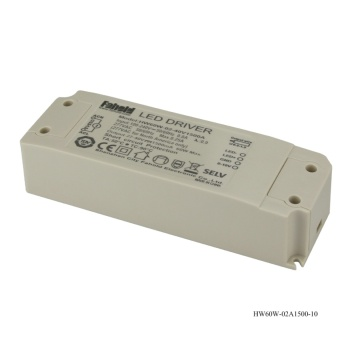 LED Downlight Driver with 0-10V dimming