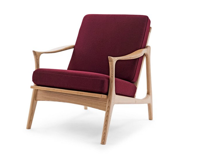 Fredrik model 711 chair