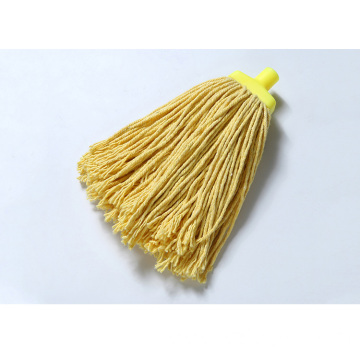 Well sold Australian screw wet cotton mop head