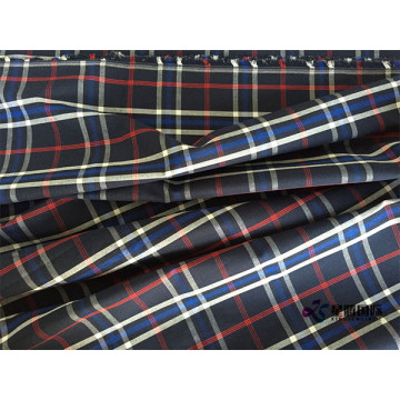 Check 100% Organic Cotton Yarn Dyed Fabric