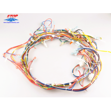 China Factories for custom wire harness for game machine Terminal wiring assemblies supply to Portugal Suppliers