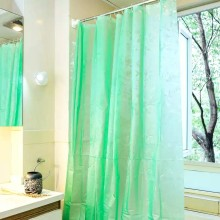 Shower Curtain PEVA  Classic Green